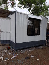 M.S Portable Security Cabin