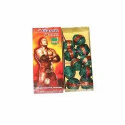 Small Green Atom Bomb Cracker