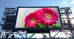 P4 Outdoor Advertising LED Screen Display