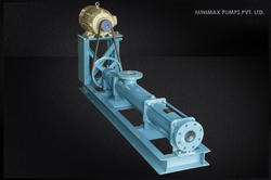 Single Progressive Cavity Pump