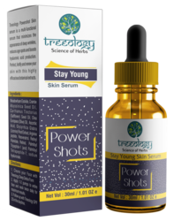Stay Young Power Shots Skin Serum