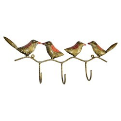 Iron Bird Key Hanger