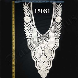 Flower Neck Lace Collar
