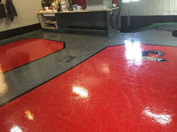 Epoxy Floor Design