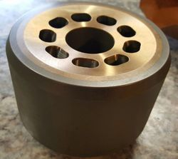 Cylinder Block For Self Loading Concrete Mixer