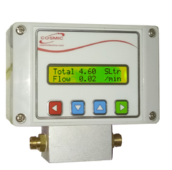 Bio Gas Thermal Mass Flow Meter