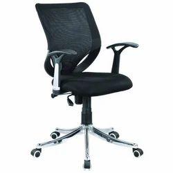 7369 Revolving L/b Mesh Chair