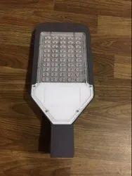 LED Street Light Housing 50W Lens