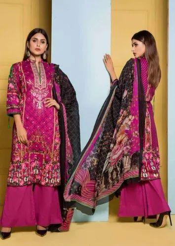 2a023eabc7 Cotton Wedding RANGREZA EMBROIDERED COLLECTION, Pakistan, Rs 1000 ...