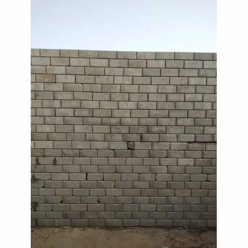 Interlocking Wall Blocks, Size: 12 In. X 4 2