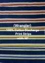 Cotton Discharge Print (Wrangler)
