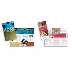 Printed Brochure Printing Services
