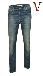Lycra Slim Fit Men Denim Jeans Pant