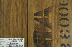 Leo Laminate Floorings- EIR 12358 Brown