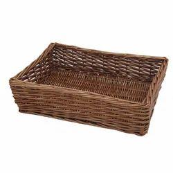 Bamboo Square Designer Basket