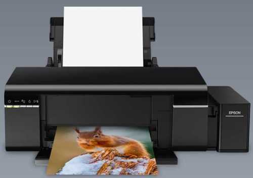 epson l805 id card printer at rs 17500piece  epson card