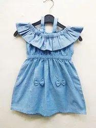 Avikalp时尚女孩儿童花式连衣裙,大小:1至10年