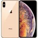Pink Iphone Xs Gold Mobile Cover