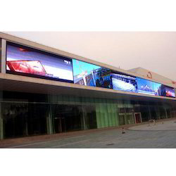 P 8 LED Video Wall