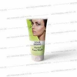 Herbal Face Wash, Packaging Size: 100g