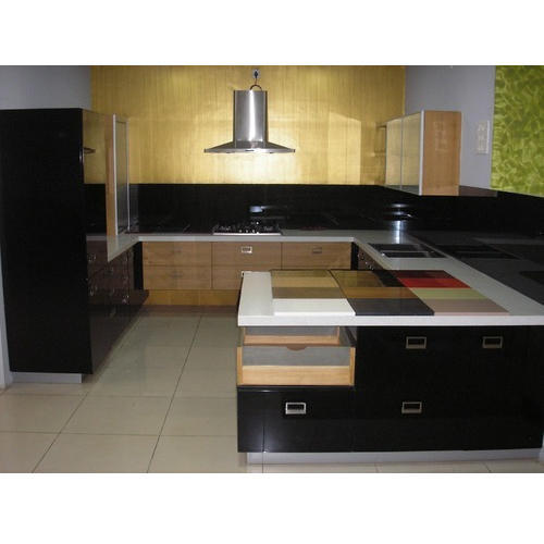 Modular Kitchen - Contemporary Modular Kitchen Wholesale