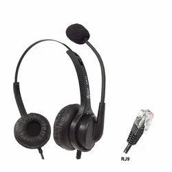 AR11N RJ9 Noise Cancelling Headset