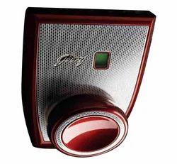 Godrej Zinc Alloy Astro 1CK Ruby Red Door Lock