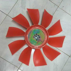DS,AGROBANc Red Reversible Fan Blade, Number Of Blades: 10, Blade Size: 22'',24''