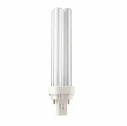 Glass Incandescent White Philips MASTER PL-C 18W/827, Model Name/Number: 927905782740, Base Type: G24D-2 (2P)