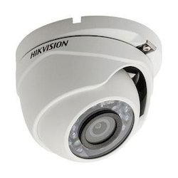 2 MP Hikvision Dome Camera, For Security, Camera Range: 15 to 20 m