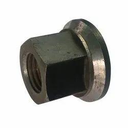 MS Revolving Wheel Nut, Packaging Type: Box