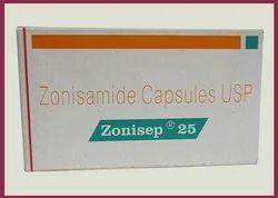 Zonisep - Zonisamide Capsules