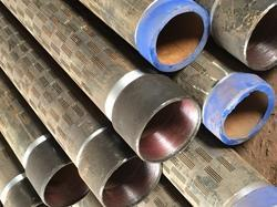 Casing ERW Slotted Steel Pipes