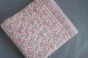 Cotton Kalamkaari Block Print Quilt