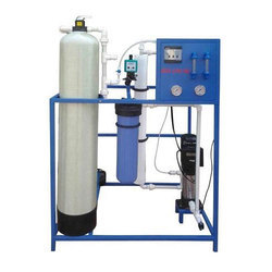 Industrial Automatic 250 LPH RO Plant Water Filter, Capacity: 250 L