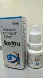 Moxifloxacin HCl IP Eye Drop