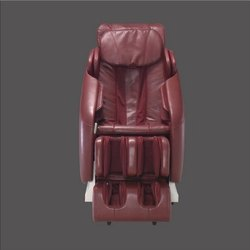 Body Massager Leather Chair