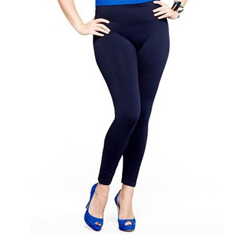 189c7c3b4c Navy Blue Cotton Ladies Plain Ankle Length Legging, Rs 150 /piece ...