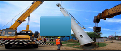 Telecommunications And Commercial Industries Construction Service