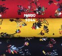 "58-60"" Mario Cotton Printed Fabric, For Dress, Gsm: 100-150 Gsm"