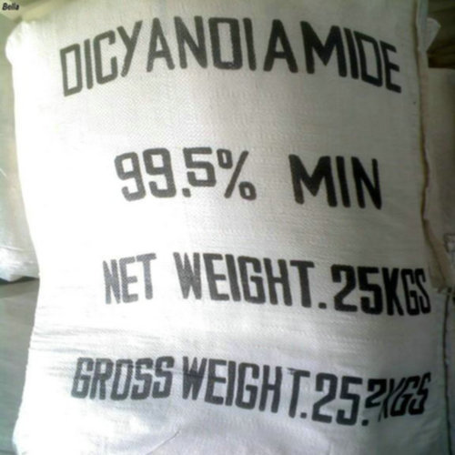 Dicyandiamide Powder, Packaging Type: Bag