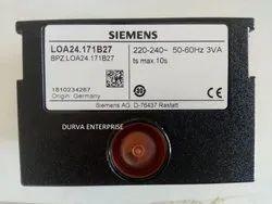 Bentone Burner Sequence Controller LOA 24.171 B 27