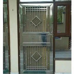 Steel Door, Thickness: 2 to 10 mm