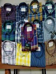 Multi Color Men's Cotton Shirt