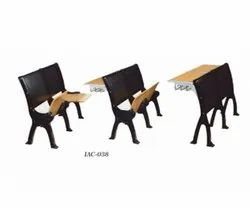 IAC-038 Classroom Step Desk Chair