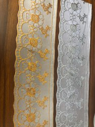Printed PVC Border for Table Covers