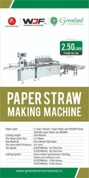 PAPER STRAW MACHINE IN SURAT