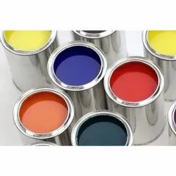 High Sheen Metal Synthetic Enamel Paint, Packaging Type: Tin