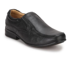 Red Chief RC10053 Black Shoes, Redchief