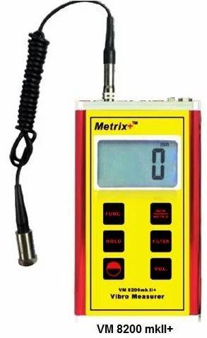 Digital Vibration Meter Vm 8200plus Mkii